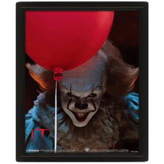 Painting PENNYWISE - EVIL - PYRAMID POSTERS - EPPL71319