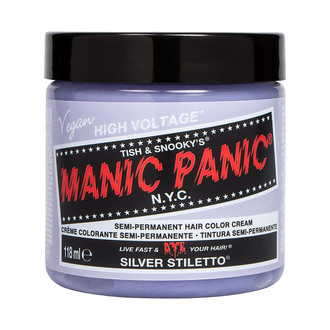 Hair color MANIC PANIC - Classic - Silver Stiletto
