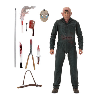 Figure Friday the 13th - Roy Burns, NNM, Friday the 13th