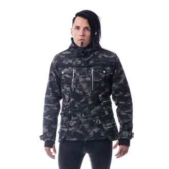 men´s jacket VIXXSIN - SPLINTER - GREY CAMO, VIXXSIN