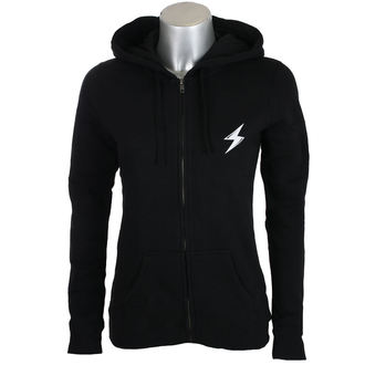 hoodie women's - ROCK AND ROLL - METAL MULISHA, METAL MULISHA