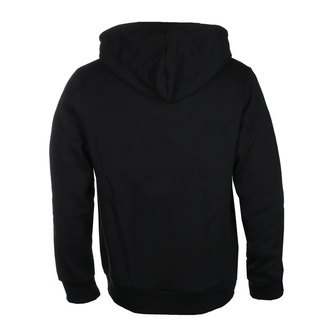 Men's hoodie FOO FIGHTERS - RED CIRCULAR LOGO - BLACK - GOT TO HAVE IT, GOT TO HAVE IT, Foo Fighters