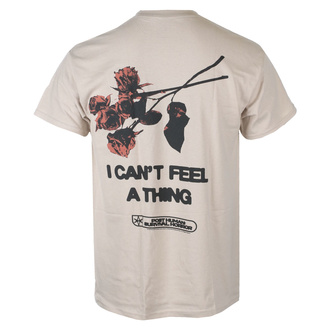 Men's t-shirt Bring Me The Horizon - Flowers - SAND - ROCK OFF, ROCK OFF, Bring Me The Horizon