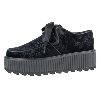 Women's boots KILLSTAR - Vampires Kiss Creepers - BLACK - KSRA002565