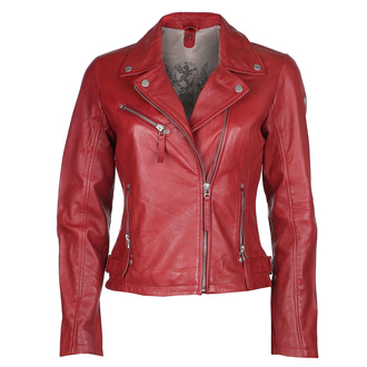 Women's jacket (metal jacket) GGPasja W20 LNV - red, NNM