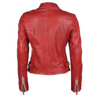 Women's jacket (metal jacket) PGG W20 LABAGW - red, NNM