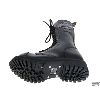 boots STEEL - 15 eyelet - 135-136 BLACK CROSS .