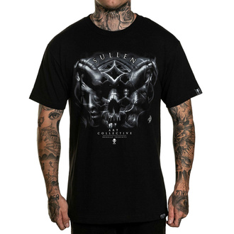 Men's t-shirt SULLEN - PRUDENTE - BLACK, SULLEN
