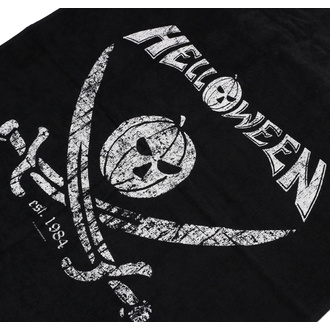 Towel (bath towel) HELLOWEEN - Pirate - NUCLEAR BLAST, NUCLEAR BLAST, Halloween