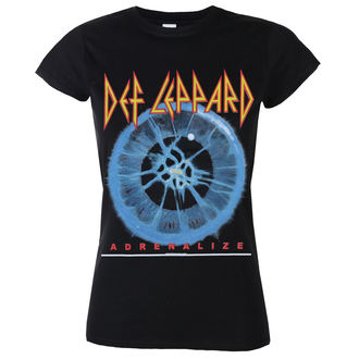 t-shirt metal women's Def Leppard - Adrenalize - LOW FREQUENCY - DLTS08045G