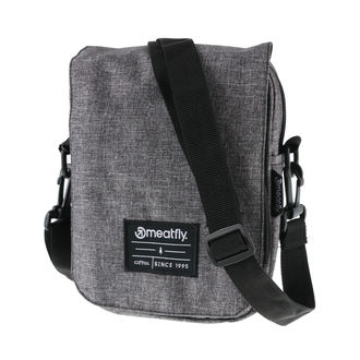 bag MEATFLY - Handy 2 - B Heather Gray, MEATFLY