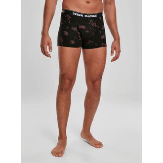 Head 12er Set Messieurs Slip Boxer Shorts Pant Black et DARK SHADOW S M L XL