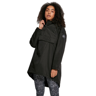 Women's jacket URBAN CLASSICS - Pull Over Jacket - black - TB3787