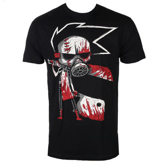 t-shirt hardcore men's - Butcher III - Akumu Ink - 14TM08
