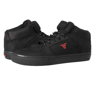 Men's shoes FALLEN - Tremont (Mid) X Rds - Black / Red - FMS1ZA40 BLACK-RED