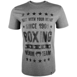 t-shirt street men's - Boxing Origins - VENUM - VENUM-03405-033