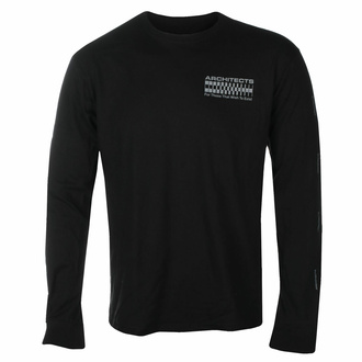 Men's t-shirt with long sleeves Architects - FTTWTE Grid - Black - KINGS ROAD, KINGS ROAD, Architects