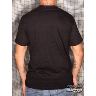 t-shirt mens TAPOUT - PHSH002 BLACK Penthouse BFTS Tee
