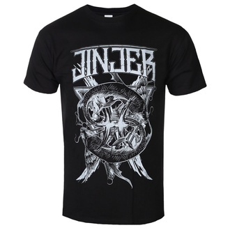 t-shirt metal men's Jinjer - Pisces - NAPALM RECORDS, NAPALM RECORDS, Jinjer