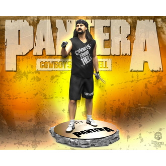 Figure Pantera - Rock Iconz Statue - Vinnie Paul, KNUCKLEBONZ, Pantera