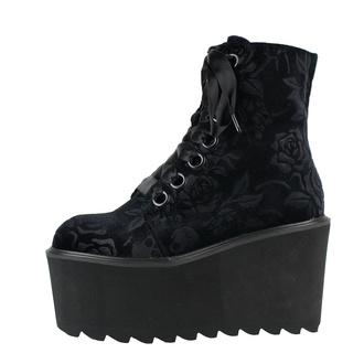Women's boots KILLSTAR - Vampires Kiss Platform - BLACK, KILLSTAR