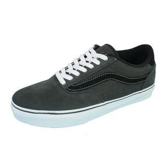 boots VANS - AV6 - BLACK/CANVAS