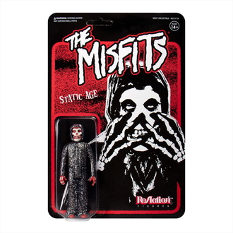 Figure Misfits - ReAction - The Fiend - Static Age, NNM, Misfits
