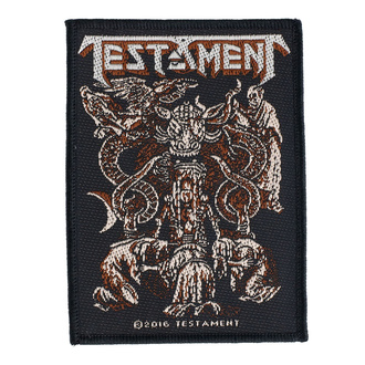 Patch Testament - Demonarchy - RAZAMATAZ, RAZAMATAZ, Testament