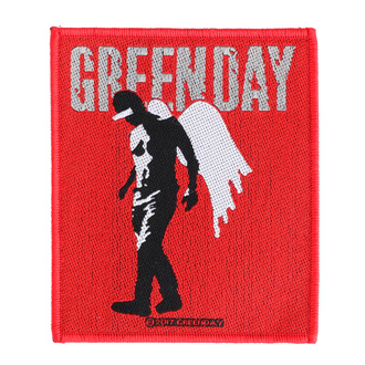 Patch Green Day - Wings - RAZAMATAZ, RAZAMATAZ, Green Day
