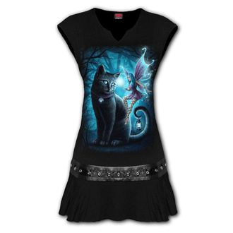 Women's dress SPIRAL - CAT AND FAIRY, SPIRAL