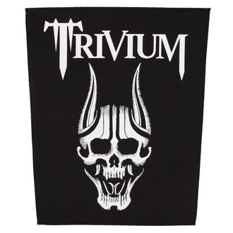 patch large TRIVIUM - SCREAMING SKULL - RAZAMATAZ, RAZAMATAZ, Trivium