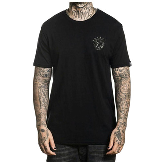 Men's t-shirt SULLEN - ROUGH WATERS - BLACK, SULLEN
