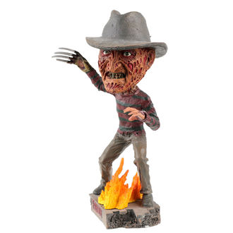 Bobble Head Doll Nightmare on Elm Street - Head Knocker Bobble-Head Freddy Krueger, NNM, A Nightmare on Elm Street