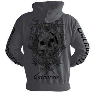 hoodie men's Machine Head - Clock GREY - NUCLEAR BLAST, NUCLEAR BLAST, Machine Head