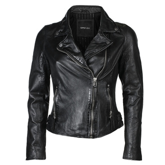 Women's (biker) jacket Piper P SF LVW - Black, NNM