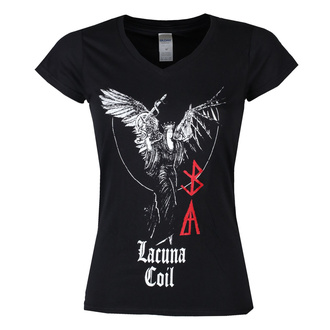 Metal T-Shirt women's Lacuna Coil - Layers Of Time - ART WORX, ART WORX, Lacuna Coil