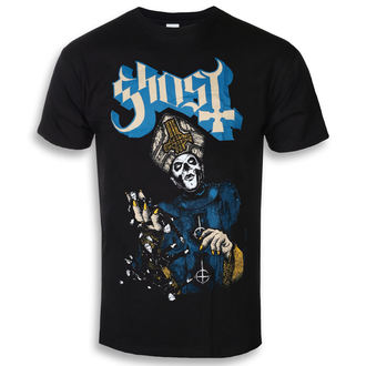 t-shirt metal men's Ghost - Papa Of The World - ROCK OFF, ROCK OFF, Ghost