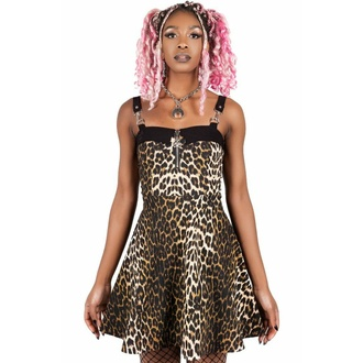 Women's dress KILLSTAR - Wild Side - LEO - KSRA002924