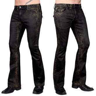 Men's pants WORNSTAR - Hellraiser Coated - Raw Umber, WORNSTAR