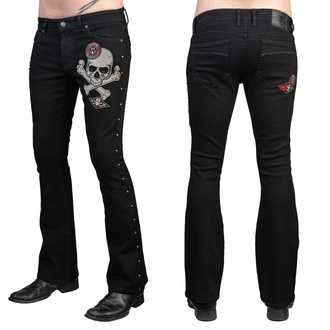 Men's trousers (jeans) WORNSTAR - Vanguard - Black, WORNSTAR