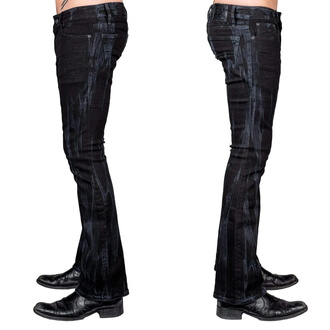 Men's pants WORNSTAR - Hellraiser Vapor - Black, WORNSTAR