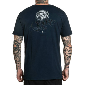 Men's t-shirt SULLEN - PELAVACAS CLOWN - INDIGO, SULLEN