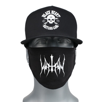 Mask WATAIN - LOGO - RAZAMATAZ, RAZAMATAZ, Watain