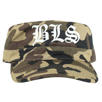 Cap BLACK LABEL SOCIETY - LOGO (CAMO) - PLASTIC HEAD, PLASTIC HEAD, Black Label Society