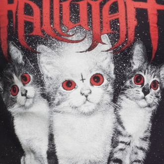 t-shirt metal men's Fallujah - Cats - INDIEMERCH, INDIEMERCH, Fallujah