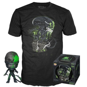 film t-shirt men's Alien - POP! - NNM - FK38218