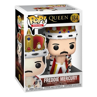 Pop figure Queen - POP! - Freddie Mercury - King, POP, Queen