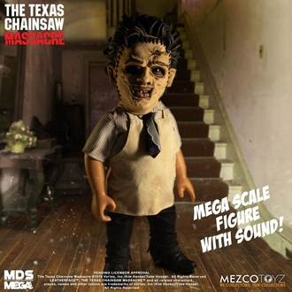 action figure The Texas Chainsaw Massacre  - Action Figure with Sound Feature Leatherface, NNM