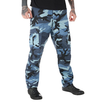 Men's Trousers MMB - US BDU - SKY-BLUE - 200500_SKY-BLUE