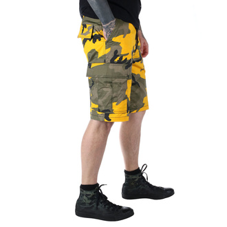 shorts men US BDU - YELLOW-CAM, MMB